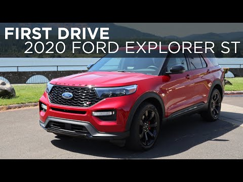 2020 Ford Explorer ST | First Drive | Driving.ca