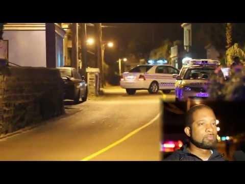 Police On Shooting Of 23-Yr-Old Man, Feb 29 2012