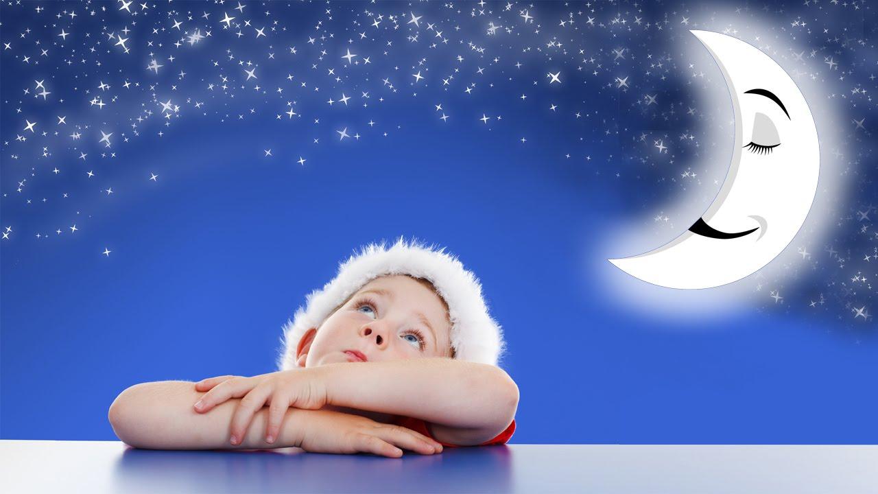 Перед сном ребенок