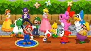 Mario Party 9 - Credits