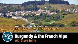 France: Burgundy & the Alps