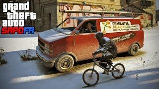 GTA SAPDFR - DOJ 35 - Mobile Drug Dealer (Criminal)