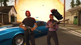 [Présentation] GTA San Andreas : Un nouveau mod Graphique !