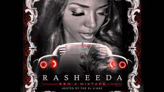 17. Rasheeda - Legs To The Moon feat. Kandi (2012)