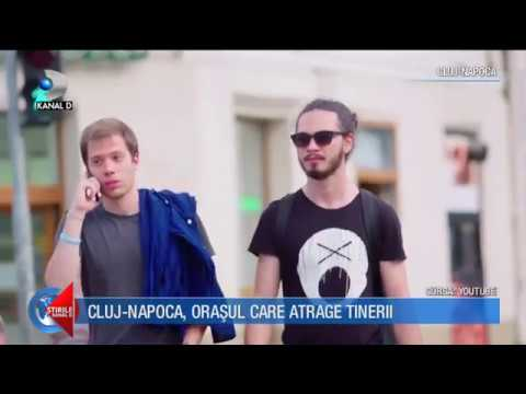 Stirile Kanal D (22.02.2018) - Cluj-Napoca, orasul care atrage tinerii! Editie COMPLETA