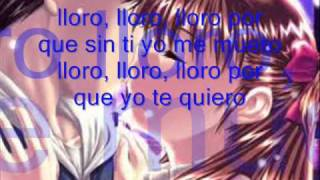 """Lloro por tu amor""  - Expresiones Maestras Pinkicito ft ZcanRick 2012"