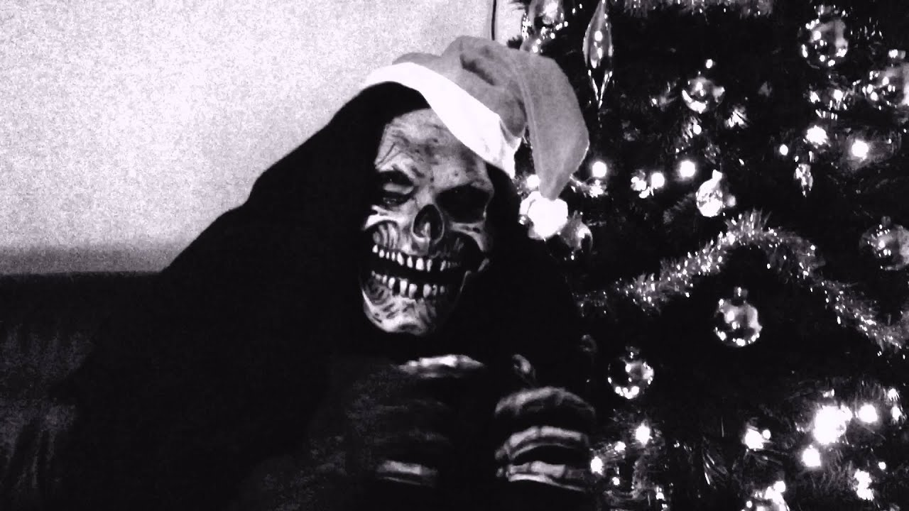 Grim Reaper hate Christmas - YouTube