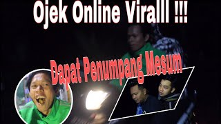 Ojek Online Viral,,,!!! Part 2 || Dapat Penumpang Mesum