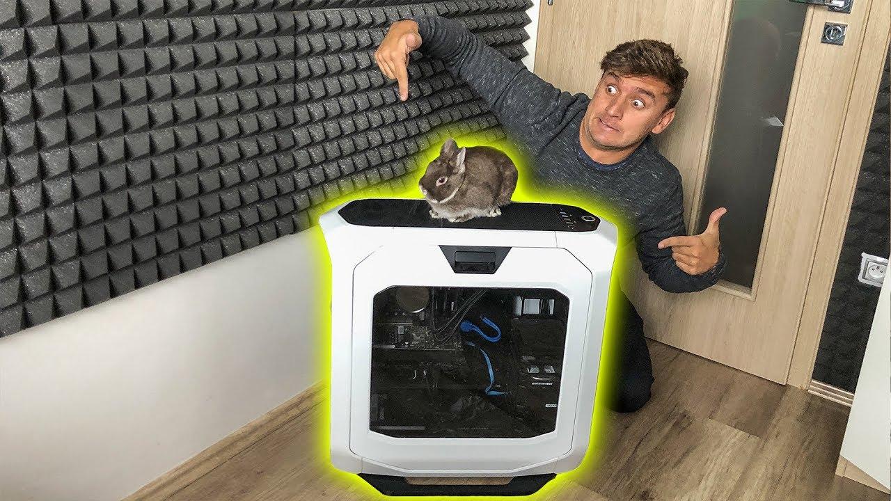Mám Herní počítač jen na kancelářskou práci!