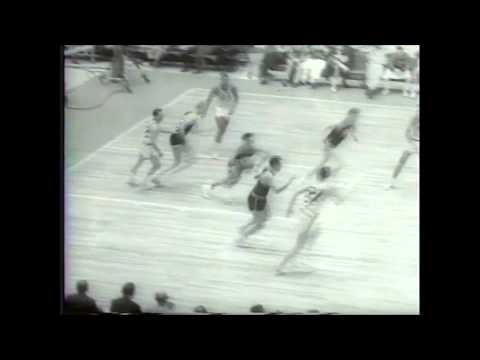 1959 NBA All Star Game. Elgin Baylor, Bob Cousy and more!