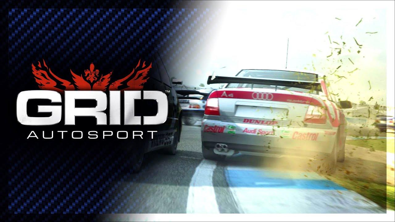 Touring Legends // GRID Autosport