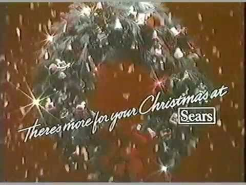 1983 Sears Christmas Commercial