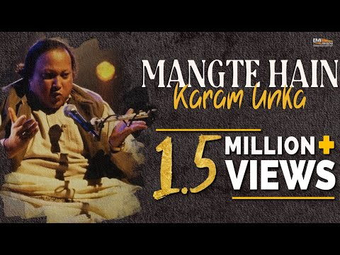 Mangte Hain Karam Unka | Nusrat Fateh Ali Khan Songs | Songs Ghazhals And Qawwalis