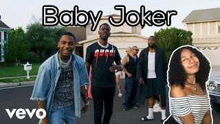 Young Dolph x Key Glock - Baby Joker (Official Video)   Reaction