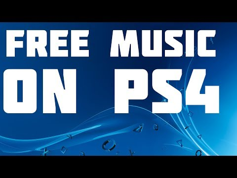 How to play music while playing PS4 for free!!! 2018 Tutorial