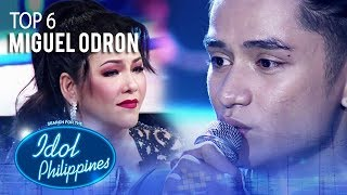 "Miguel Odron performs ""How Did You Know"" 