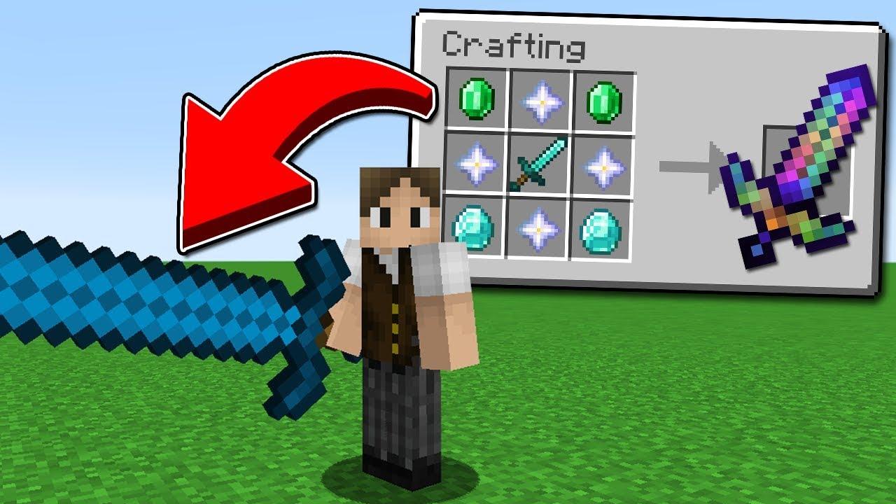 Minecraft Origens #10: CONSEGUI A MELHOR ESPADA E A MELHOR ...