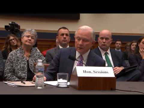 Rep. Raskin questions Attorney General Sessions during House Judiciary Committee Hearing