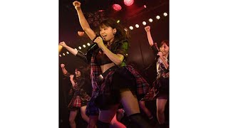 AKB48島田晴香(24)が13日、東京・AKB48劇場で卒業公演...