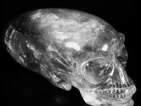 The Crystal Skulls & Spirit Transformation from Physical Body to Spirit  (5-6-2018)