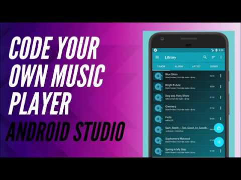Code Music Player App In Android Studio
