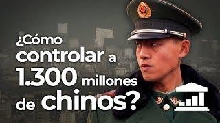 ¿Por qué en CHINA no hay CHALECOS AMARILLOS? - VisualPolitik