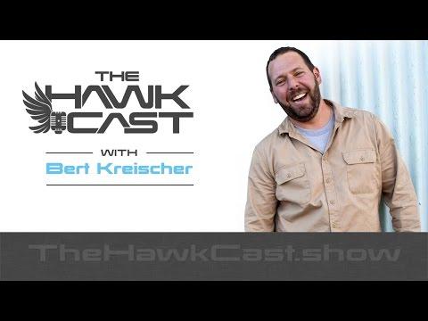 Bert Kreischer: Fat Shaming, Tom Segura, And Remorseful Moments - The HawkCast