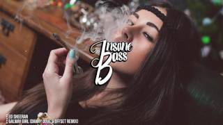 Ed Sheeran - Galway Girl (Danny Dove & Offset Remix) (Bass Boosted)