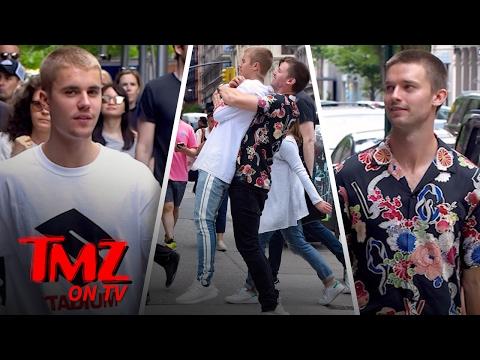 Justin Bieber and Patrick Schwarzenegger Are Best Buds  TMZ TV