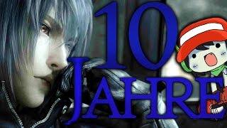 10 Jahre in Entwicklung - Final Fantasy XV Beta