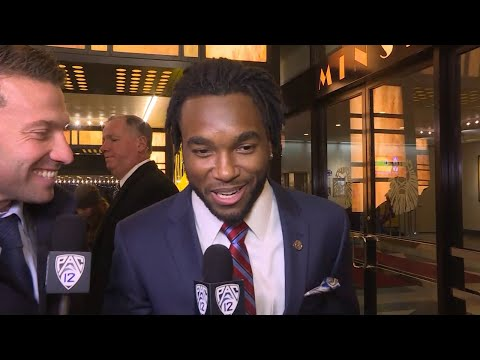 2017 Heisman Coverage: Bryce Love on his 2nd place finish: 'It was an honor to go through this...