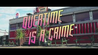 Watch We Are The Ocean Overtime Is A Crime video