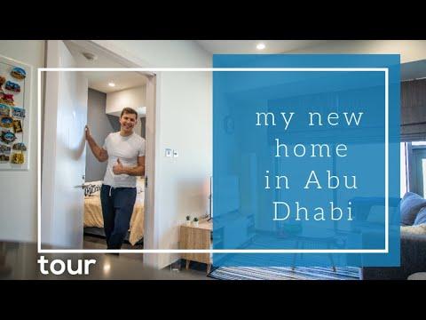 My 2020 Etihad ACCOMMODATION - New Home In ABU DHABI