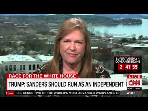 Jane Sanders: Democratic Party Primary Process Not Good for Democracy