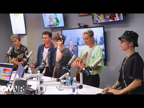 Why Don't We Performs 'What Am I'   On Air With Ryan Seacrest