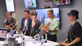 Why Don't We Performs 'What Am I' | On Air With Ryan Seacrest