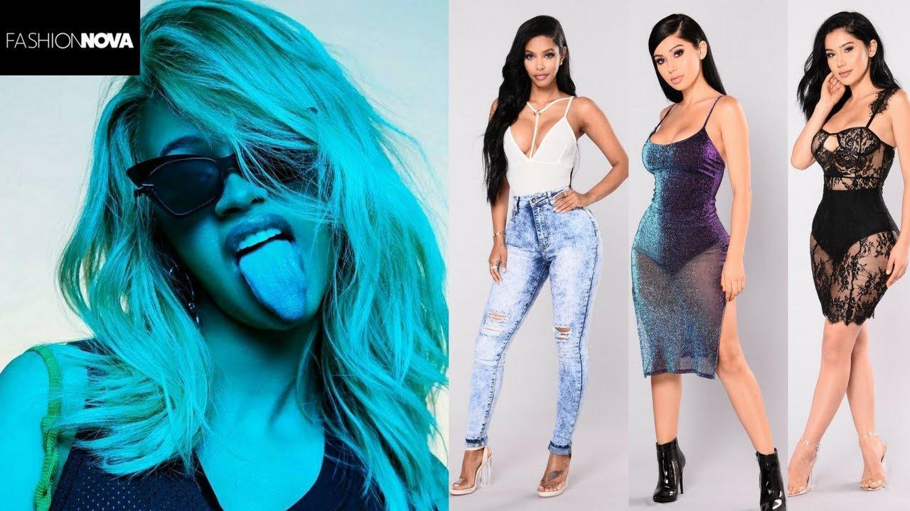 Cardi B Announces Clothing Line With Fashion Nova For Fall 2018