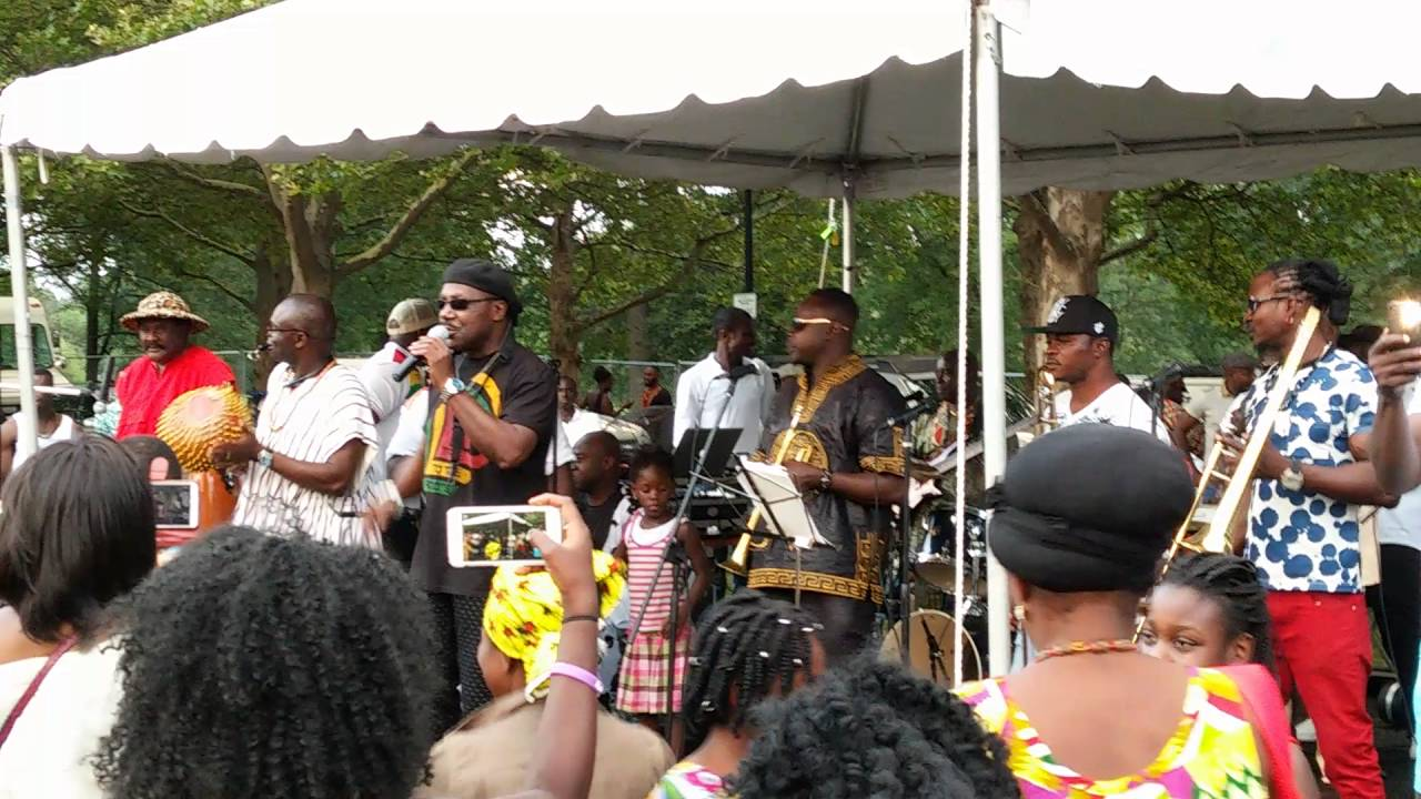 Ghana national council of chicago - Ghana Fest 2016 Chicago Live Music Stage Vid4