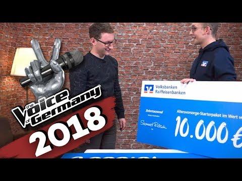 Die Finalisten und ihre großen Träume - Samuel Rösch plaudert! | Volksbanken Raiffeisenbanken | TVOG