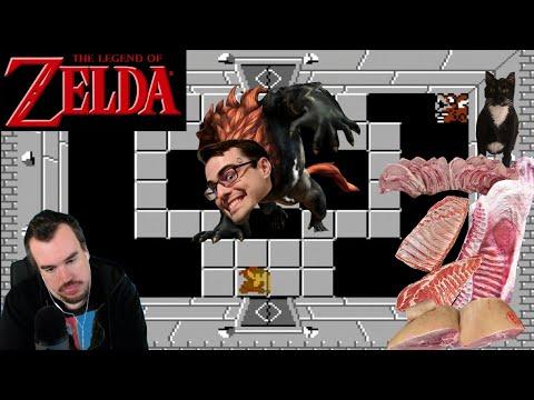 Legend of Zelda First Playthrough Finale: Cartography