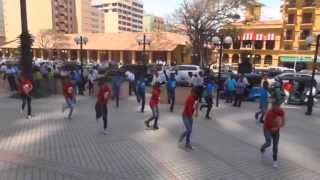 MDS - HP Flash Mob at WTC Sri Lanka (BEST Hip Hop Flash Mob in SL)