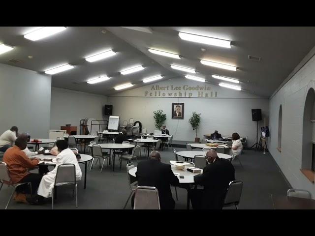 October 3rd 2021 Jerriel Missionary Baptist Church Sunday School
