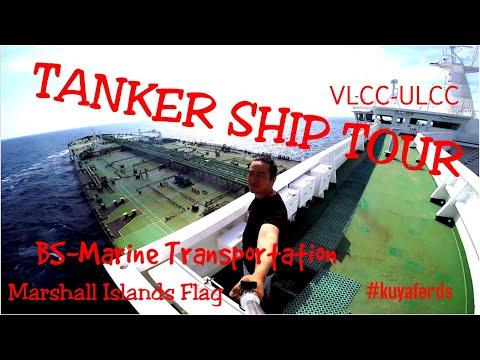 TANKER Ship VLCC [inside]  Tour Let's watch This 👌#seamanvloger