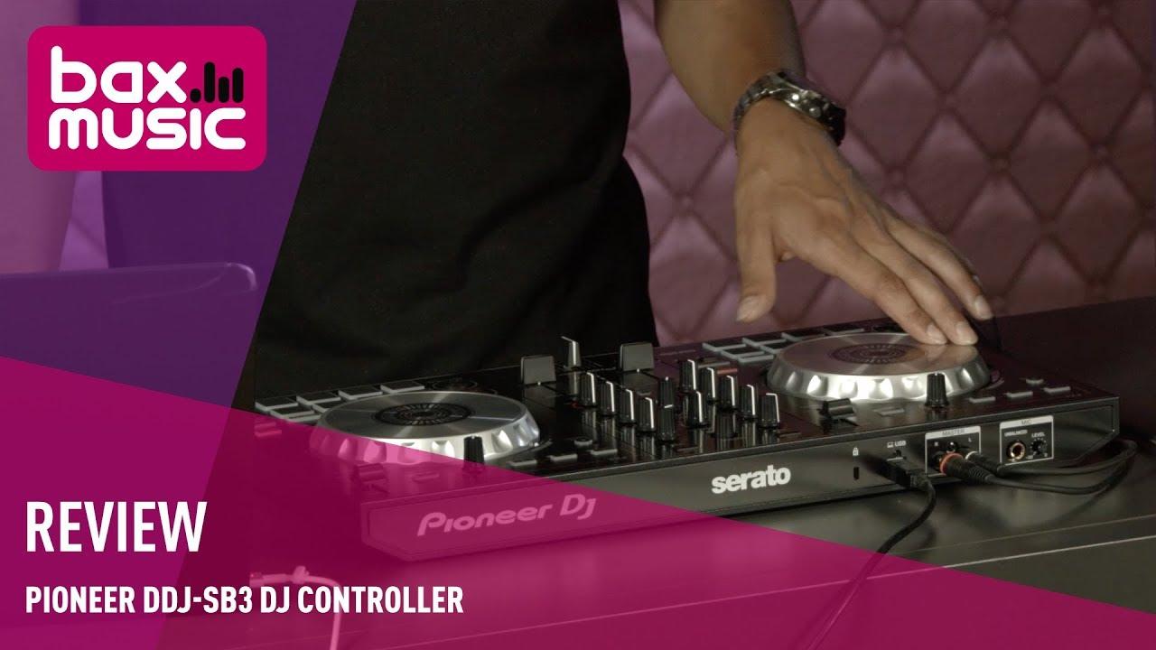 Pioneer DDJ-SB3 DJ controller - Review