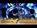 Cueshé treats the madlang people to a performance | It's Showtime