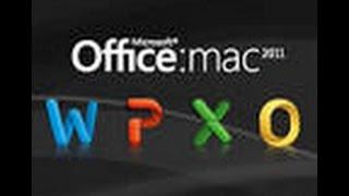 Как скачать MS office на мак