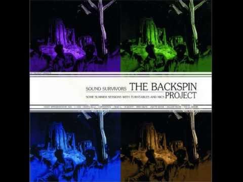 """Sound Survivors """"The Backspin Session f. RZA, U-God, Masta Killa, Cappadonna, Aslaam Mahdi & Al.X"""""""