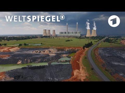Südafrika: Kohle für Deutschland | Weltspiegel