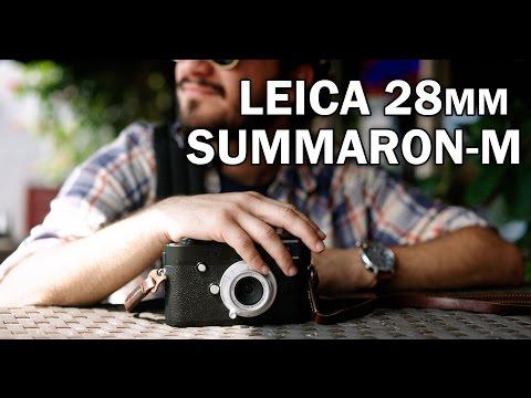 "Shooting the ""New"" Leica 28mm Summaron-M in Little Havana"