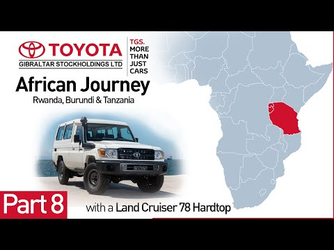 African Journey – Rwanda, Burundi & Tanzania (Part 8)